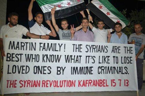 syrians love them some propaganda