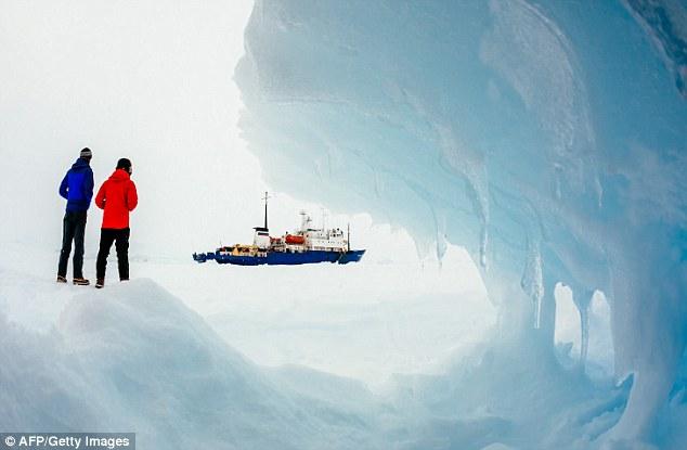 global warming damage
